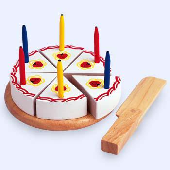 Allehand Verjaardagstaart