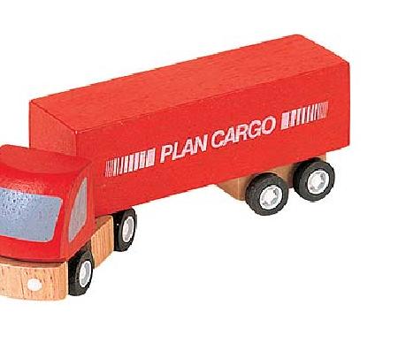Vrachtwagen Plan Toys