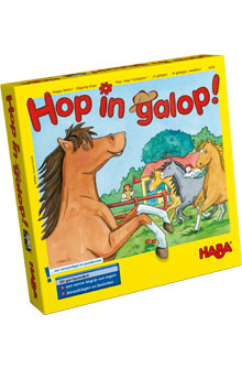 Haba, Hop in Galop!