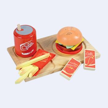 McAllehandset (hamburgermenu)