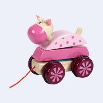 Allehand Pony (roze)