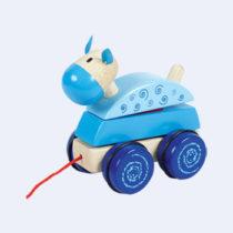 Allehand Pony (blauw)