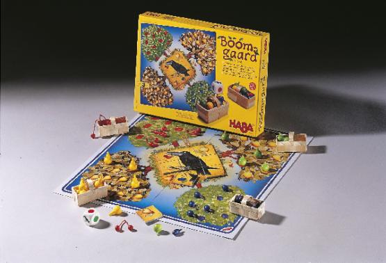 Haba, Boomgaard nu met gratis puzzel.-191
