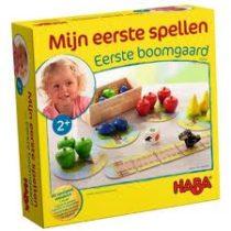 Haba, mijn eerste spellen, eerste boomgaard.