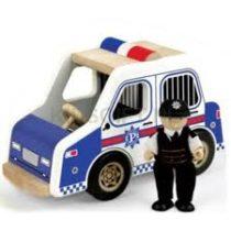 Pin toys politieauto.-0