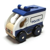 New classic toys, politieauto.