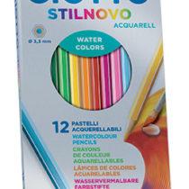 Giotto stilnovo voor tekenen/aquarelleren 12 stuks