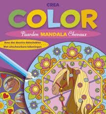 Deltas crea color paarden mandela's