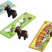 Haba pony jumping, dobbelspel met paarden-1270