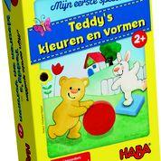 Haba Teddy's kleuren en vormen leeftijd vanaf 2 jaar!