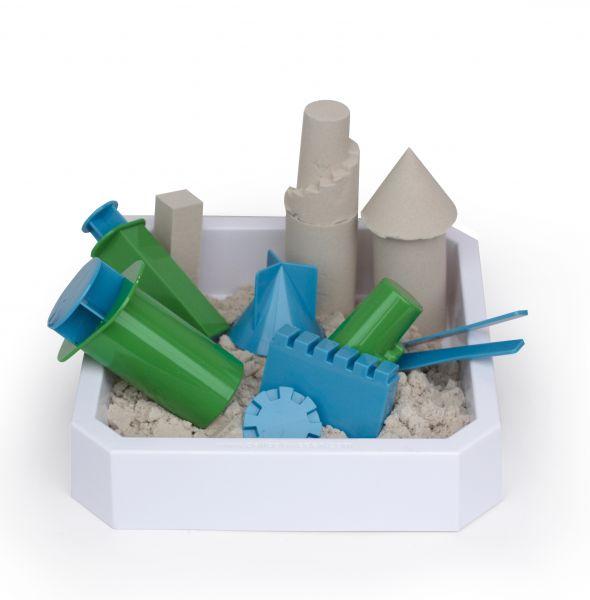 Kinetic Sand zandvormenset kasteel. Op voorraad!