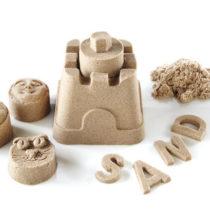 Kinetic zand, 1 kilo magisch zand, je moet het voelen! Eigen verpakking, dus voordeliger! Op voorraad!-0