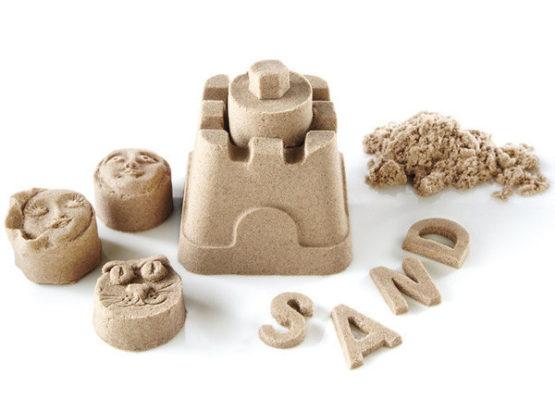 Kinetic zand, 1 kilo magisch zand, je moet het voelen! Eigen verpakking, dus voordeliger!    Op voorraad!
