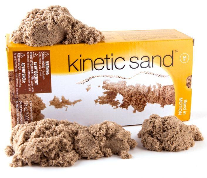 Kinetic zand, 5 kilo magisch zand, je moet het voelen!   Op voorraad!