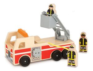 Melissa & Doug, brandweerwagen.