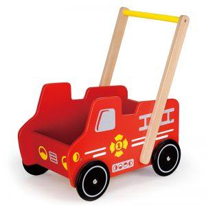 Duwwagen Brandweerauto