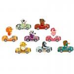Djeco houten puzzel Bolidanimo-2152