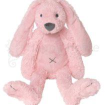 Happy horse roze knuffel konijn