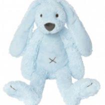 Happy horse knuffel konijn blauw