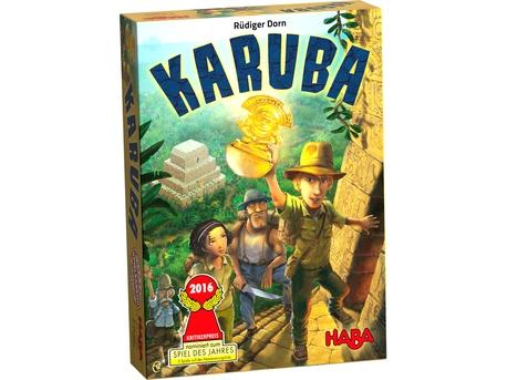 Haba spel Karuba