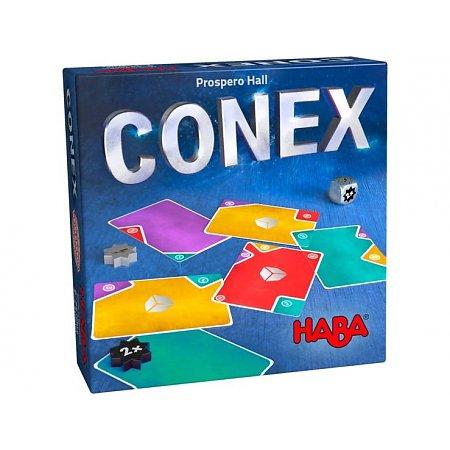 Haba spel Conex, het spel met scherpe kantjes!