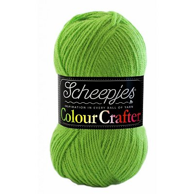 Scheepjes Colour Crafter 2016 Charleroi