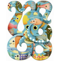 Djeco legpuzzel octopus 350 stukjes
