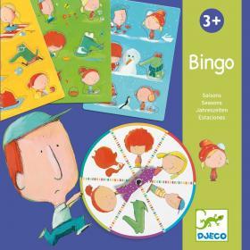 Djeco bingo de seizoenen