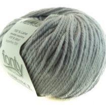 Ambiance 100% merinowol met 120 meter per 50 gram, kleur 323 Licht-grijs