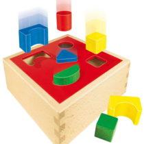 Nemmer houten vormen box.