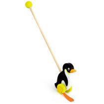 Vigatoys Duwstok Pinguin
