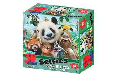 Prime 3D Puzzle dierentuin