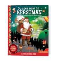 Zaklamp-boek kerst