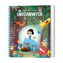 Zaklamp-boek Sneeuwwitje