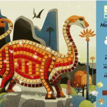 Djeco   Mozaïeken   Dino's